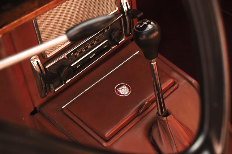 1961 Jaguar MK2 3.8 24