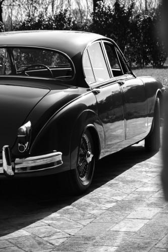 1961 Jaguar MK2 3.8 8
