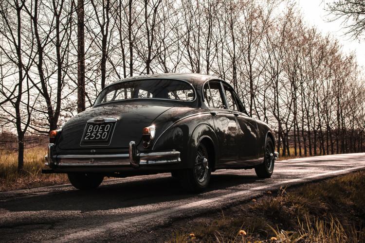 1961 Jaguar MK2 3.8 4