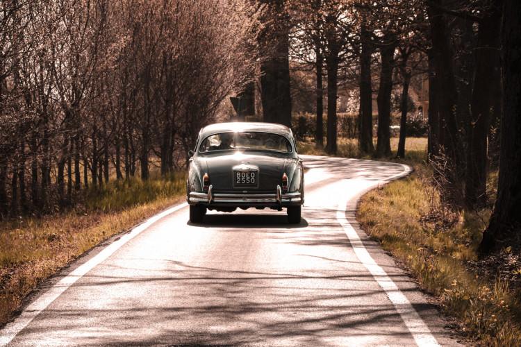 1961 Jaguar MK2 3.8 6