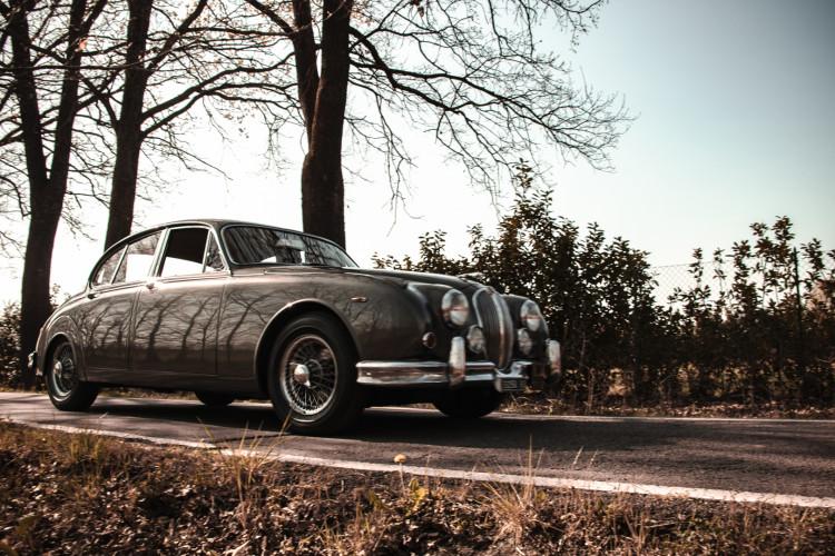1961 Jaguar MK2 3.8 2