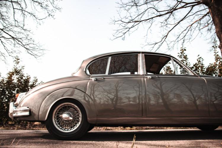 1961 Jaguar MK2 3.8 5