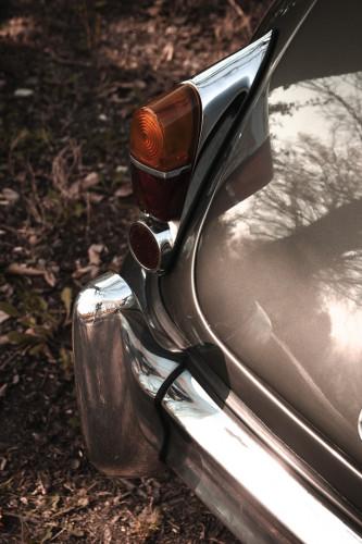 1961 Jaguar MK2 3.8 20