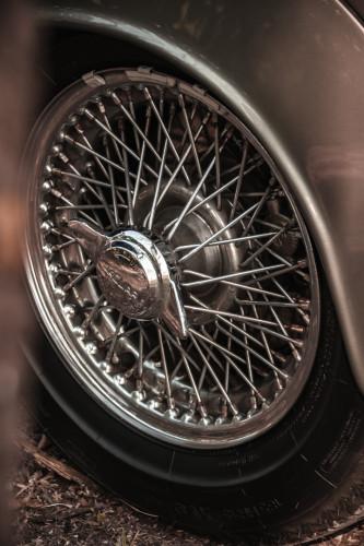 1961 Jaguar MK2 3.8 19