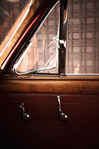 1961 Jaguar MK2 3.8 44
