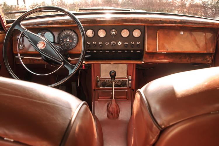 1961 Jaguar MK2 3.8 41