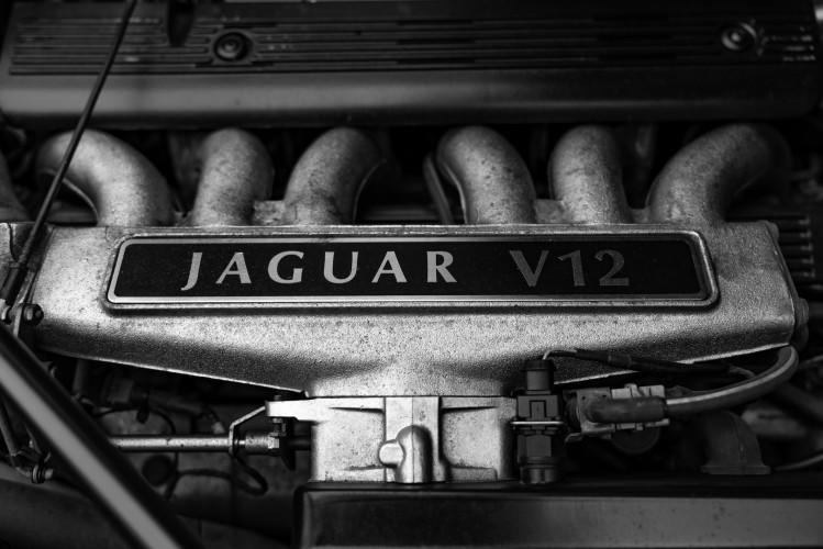 1995 Jaguar XJS Convertible V12 35