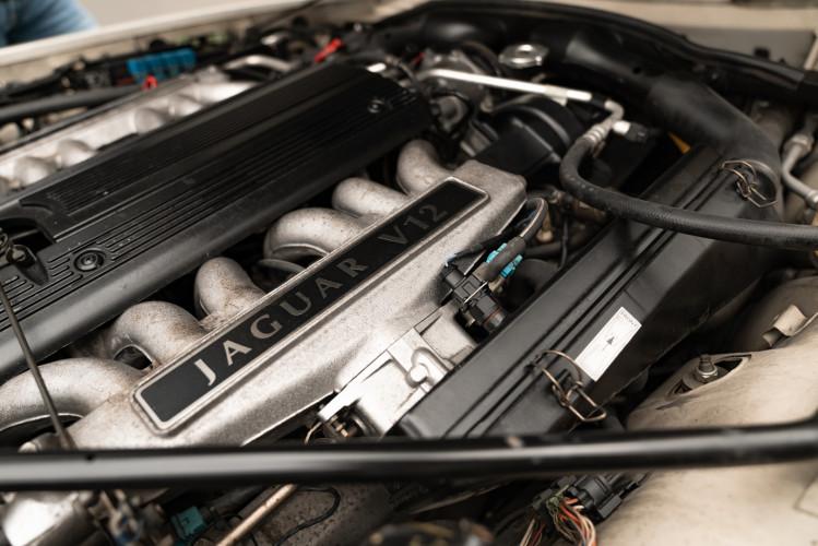 1995 Jaguar XJS Convertible V12 37