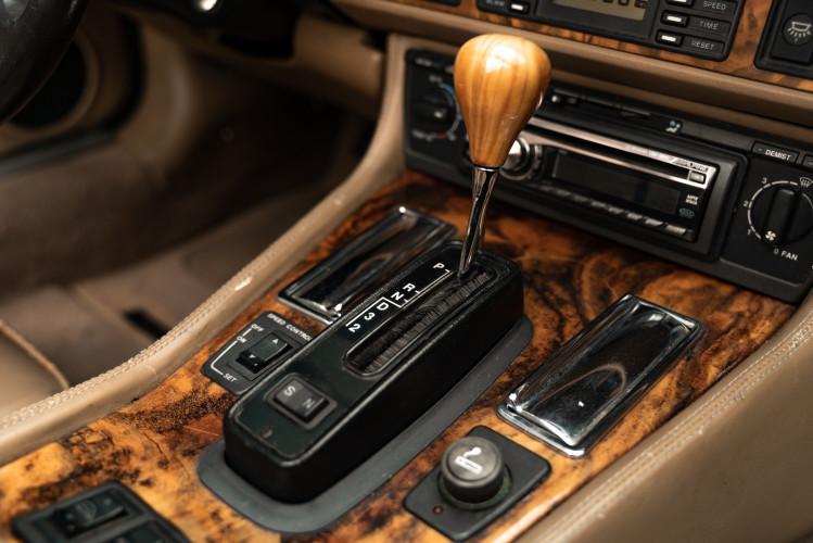 1995 Jaguar XJS Convertible V12 32