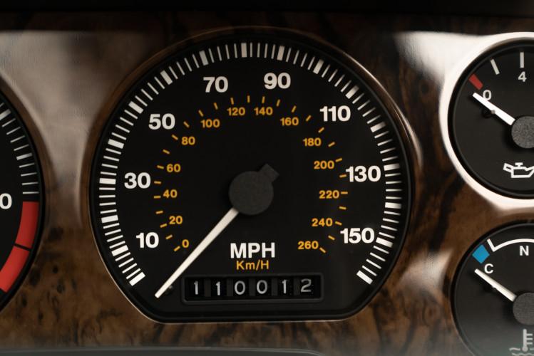 1995 Jaguar XJS Convertible V12 23