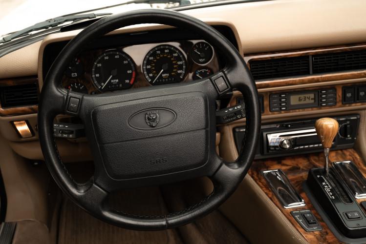1995 Jaguar XJS Convertible V12 24