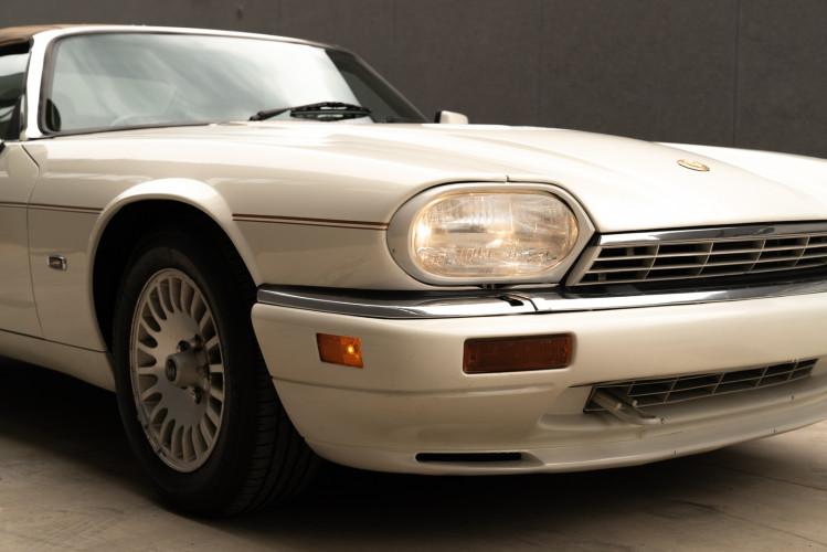 1995 Jaguar XJS Convertible V12 8