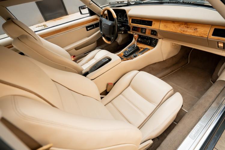 1996 Jaguar XJS Coupé Celebration 4.0 19
