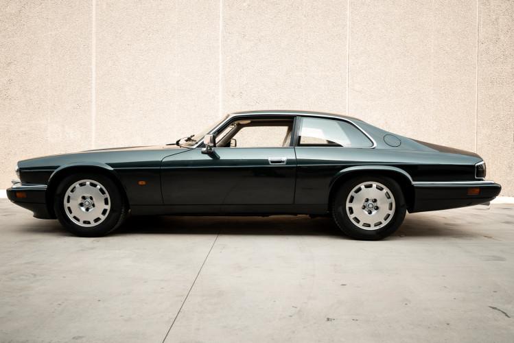 1996 Jaguar XJS Coupé Celebration 4.0 9