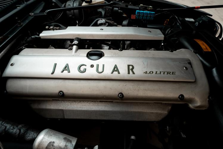 1996 Jaguar XJS Coupé Celebration 4.0 45