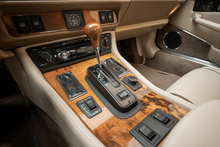 1996 Jaguar XJS Coupé Celebration 4.0 22