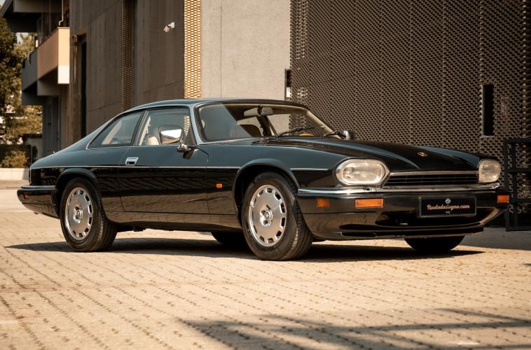 1996 Jaguar XJS Coupé Celebration 4.0 2