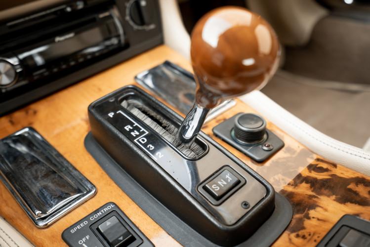 1996 Jaguar XJS Coupé Celebration 4.0 23