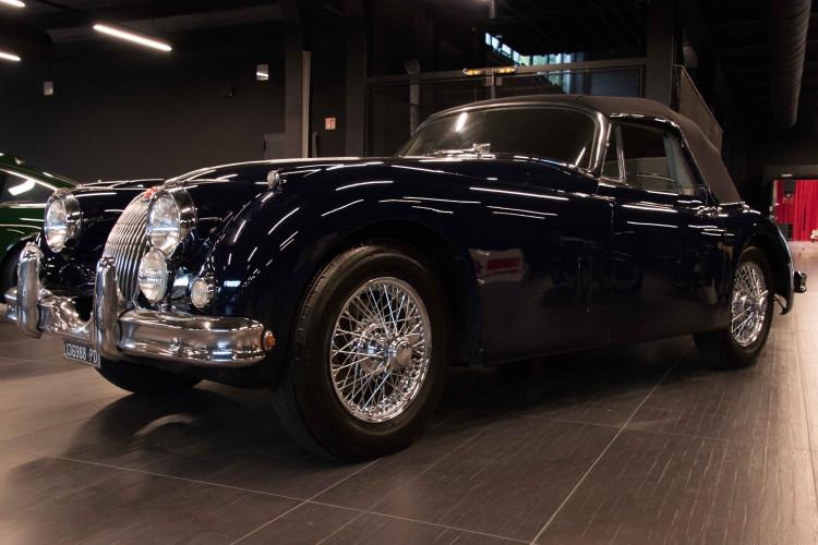 1961 Jaguar XK150 DHC 0
