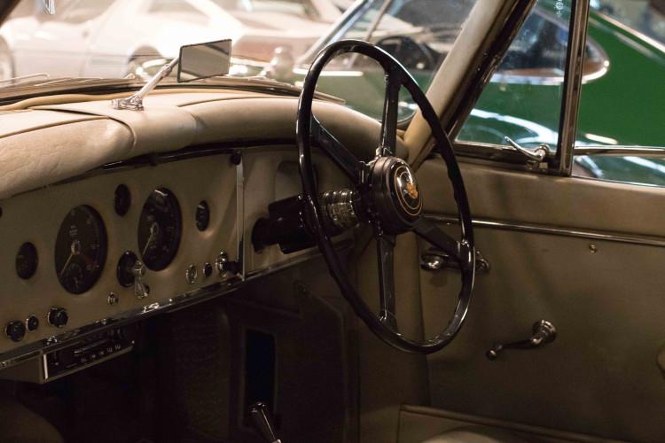 1961 Jaguar XK150 DHC 20