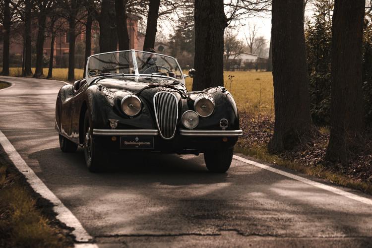1952 Jaguar XK 120 OTS 48