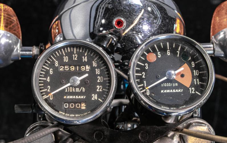 1971 Kawasaki H1A 500 18