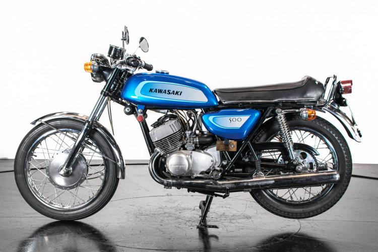 1971 Kawasaki H1A 500 0