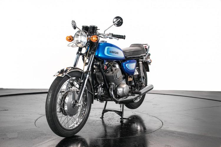1971 Kawasaki H1A 500 4