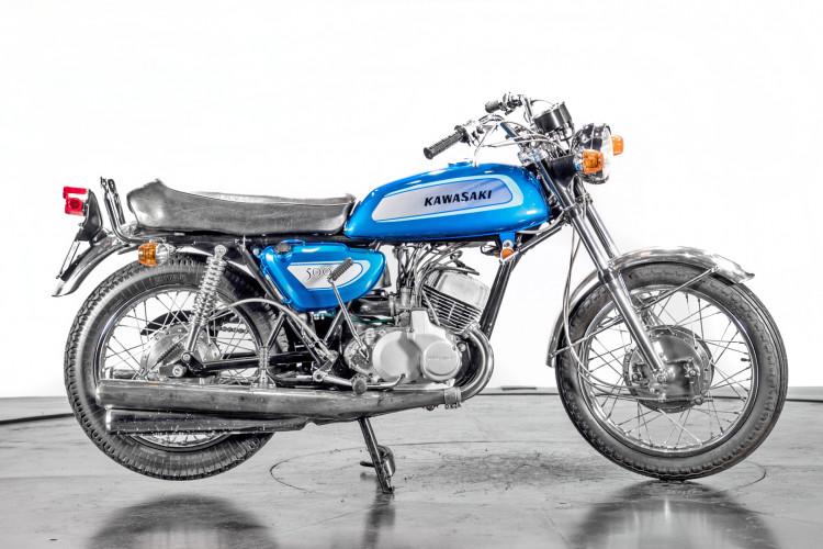 1971 Kawasaki 500 Mach III 3