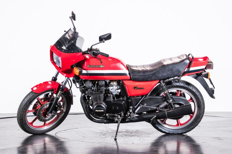 1983 Kawasaki GPz 750 R 0