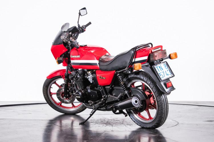 1983 Kawasaki GPz 750 R 7