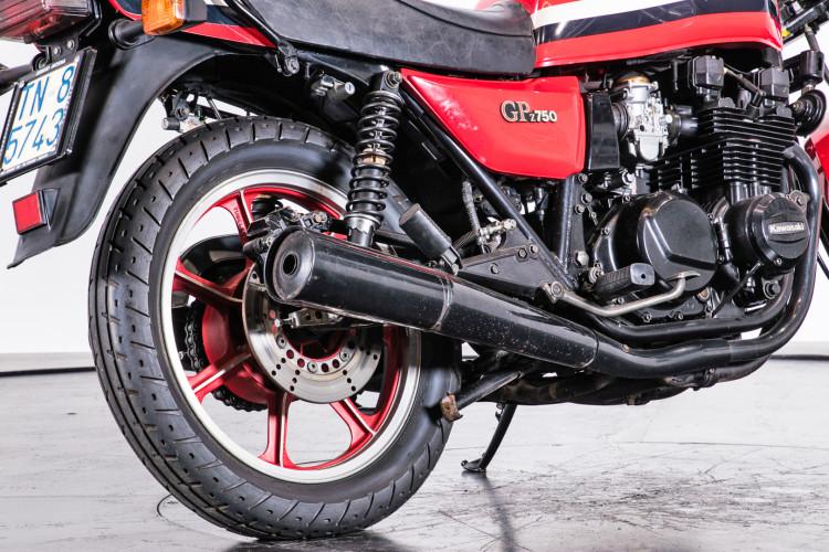 1983 Kawasaki GPz 750 R 9