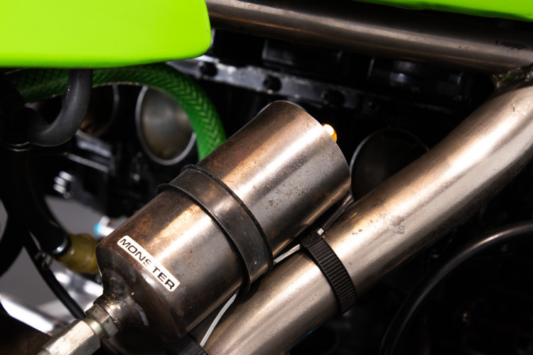 1981 Kawasaki Nico Bakker 16