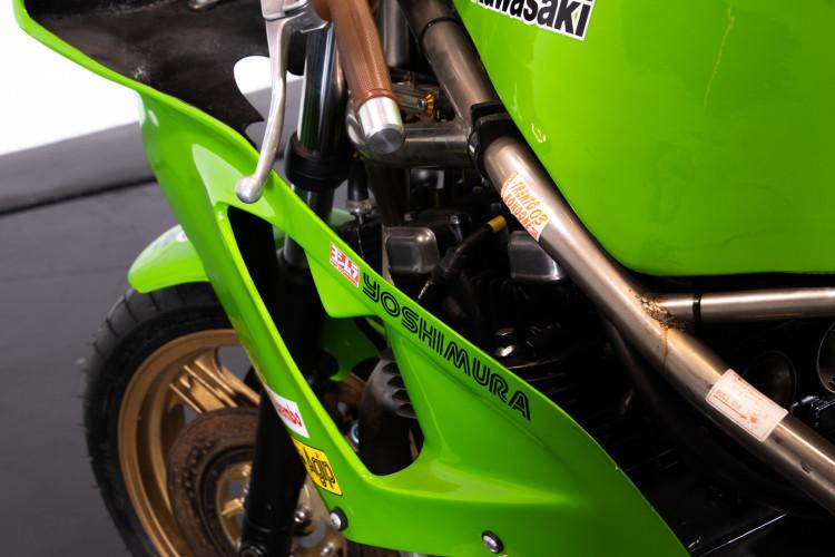 1981 Kawasaki Nico Bakker 19