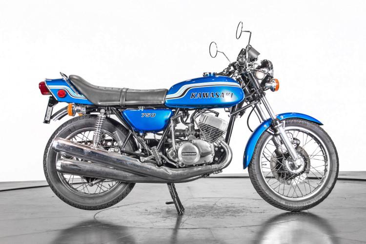 1972 KAWASAKI 750 MACH IV 4