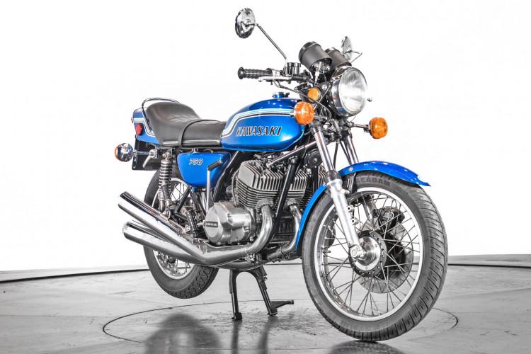 1972 KAWASAKI 750 MACH IV 3