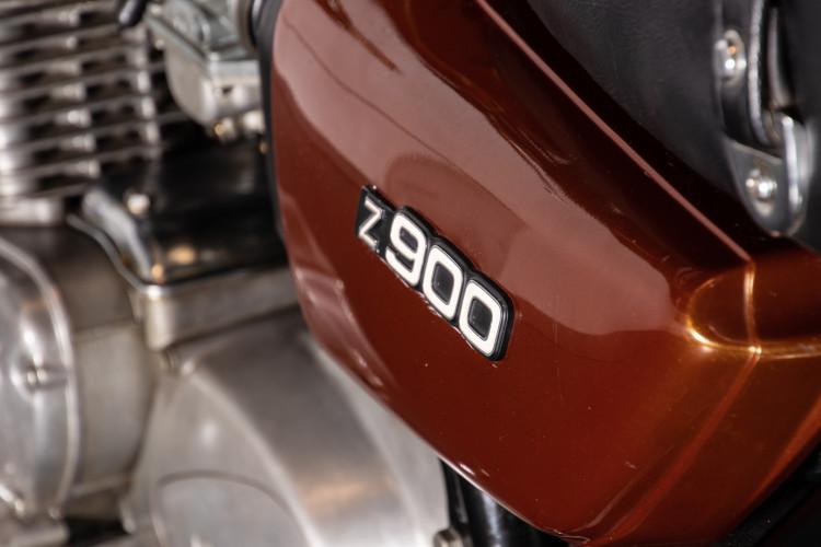 1976 Kawasaki Z 900 9