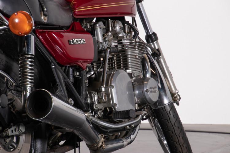 1977 Kawasaki Z1000 9