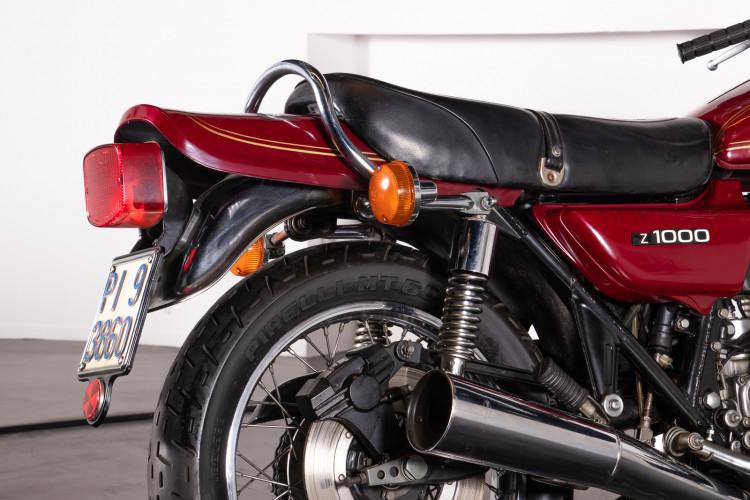 1977 Kawasaki Z1000 17