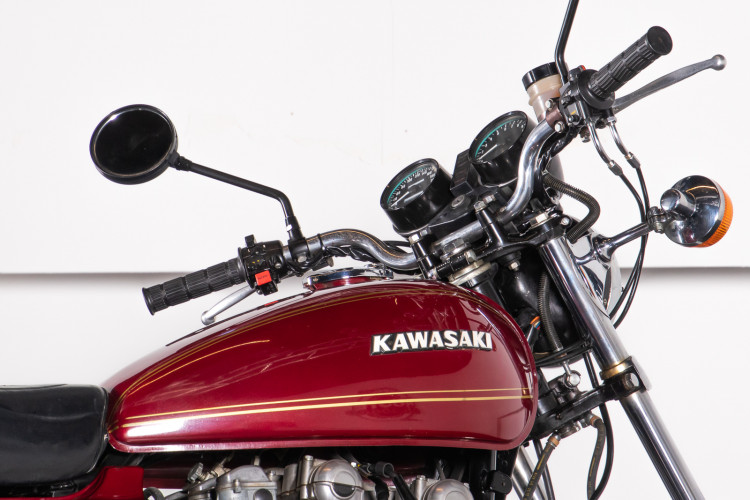 1977 Kawasaki Z1000 18