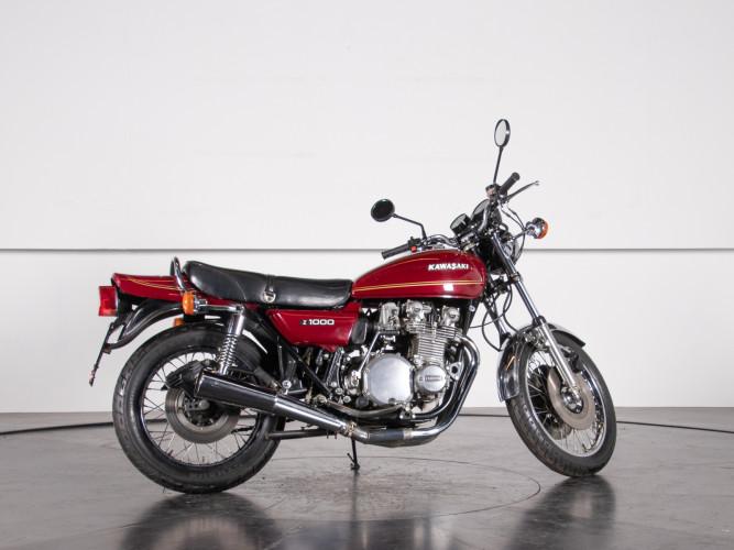 1977 Kawasaki Z1000 4