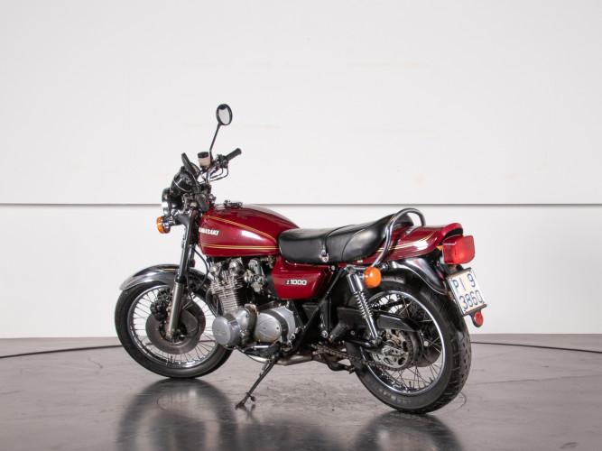 1977 Kawasaki Z1000 1