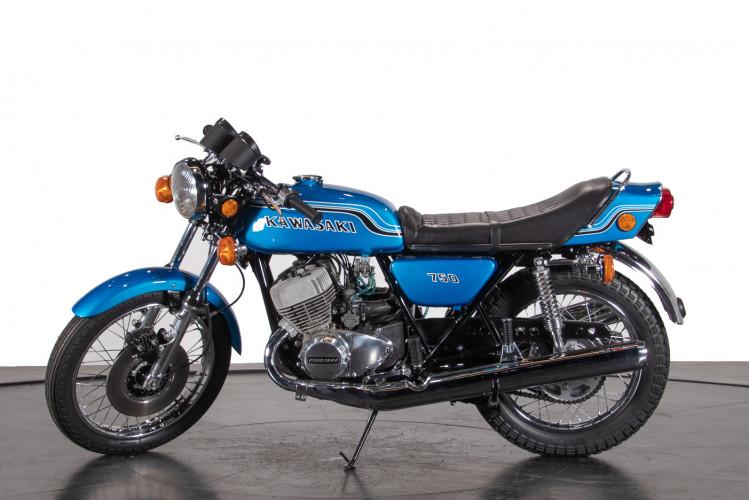 1972 Kawasaki H2 750 0