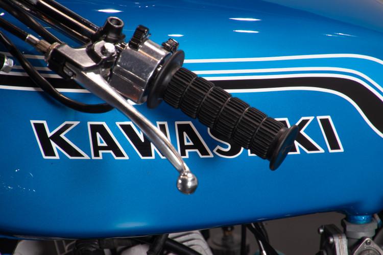 1972 Kawasaki H2 750 11