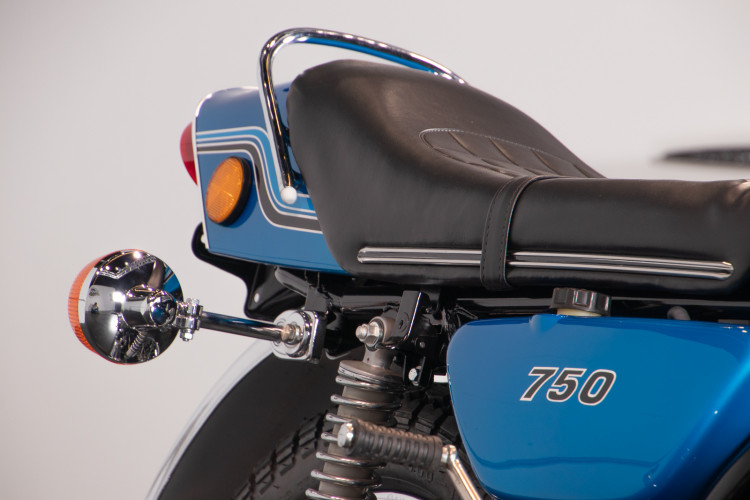 1972 Kawasaki H2 750 12