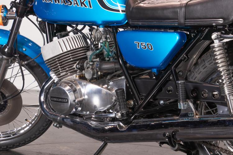 1972 Kawasaki H2 750 14