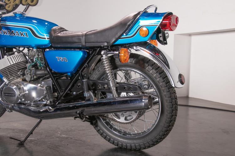1972 Kawasaki H2 750 16