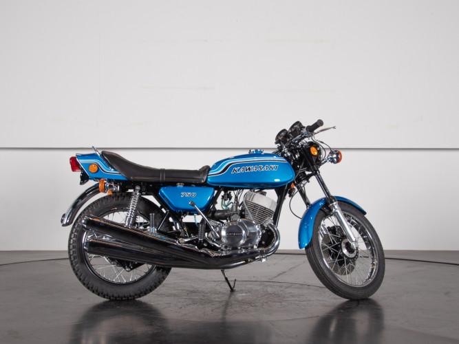 1972 Kawasaki H2 750 4