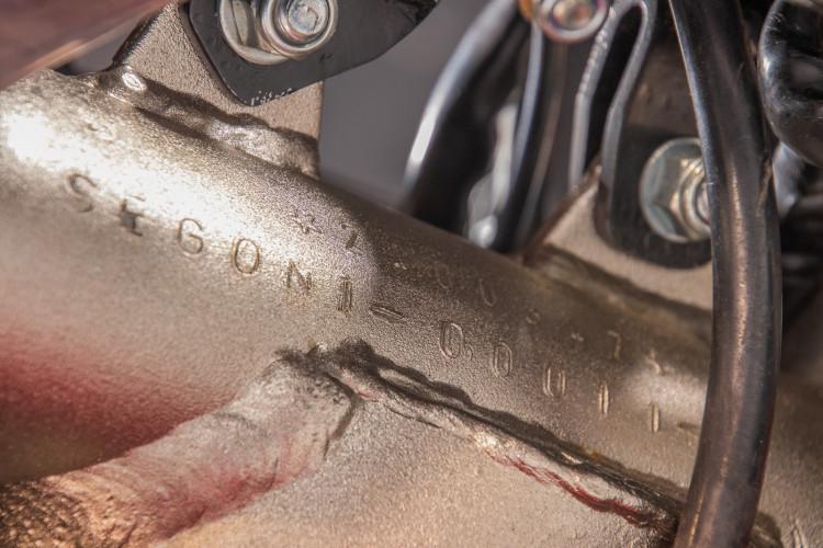 1984 Honda Segoni 750 19