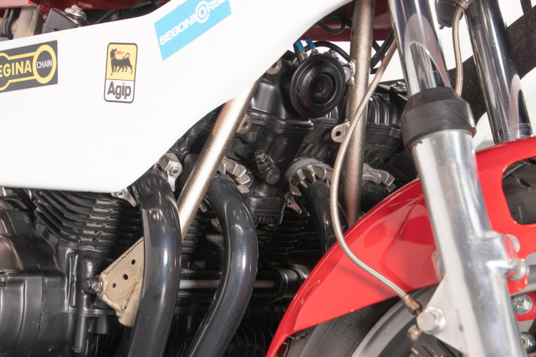 1984 Honda Segoni 750 18